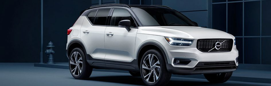2021 Volvo XC40 Overview in Wilmington, NC